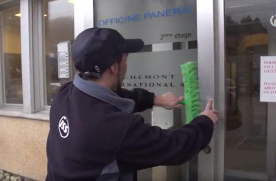 Agent / Agente d'exploitation CFC