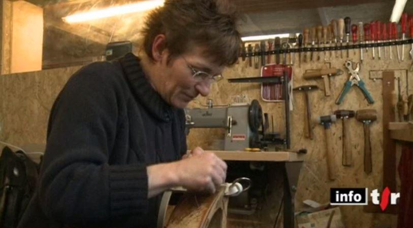 Artisan / Artisane du cuir et du textile CFC - sport équestre - Portrait