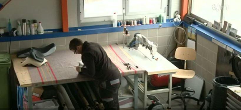 Artisan / Artisane du cuir et du textile CFC - véhicules et technique