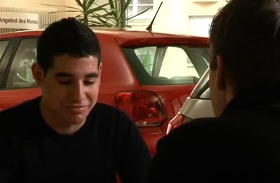 Blind Date - Vorstellungsgespräche mit Jugendlichen