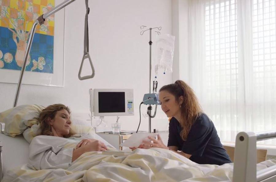 Ernährungsberater/in FH – Film mit Porträts von Berufstätigen