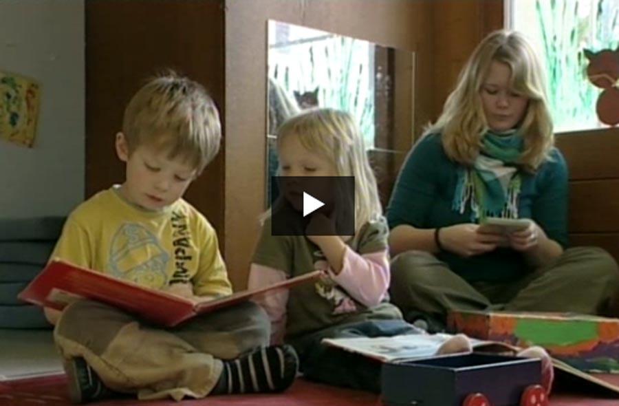 Fachmann/Fachfrau Betreuung  EFZ – Film mit Porträts von Lernenden aller drei Fachrichtungen