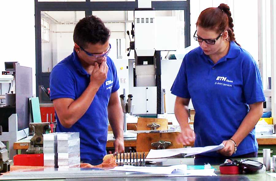 Dessinateur-constructeur industriel / Dessinatrice-constructrice industrielle CFC - Extrait