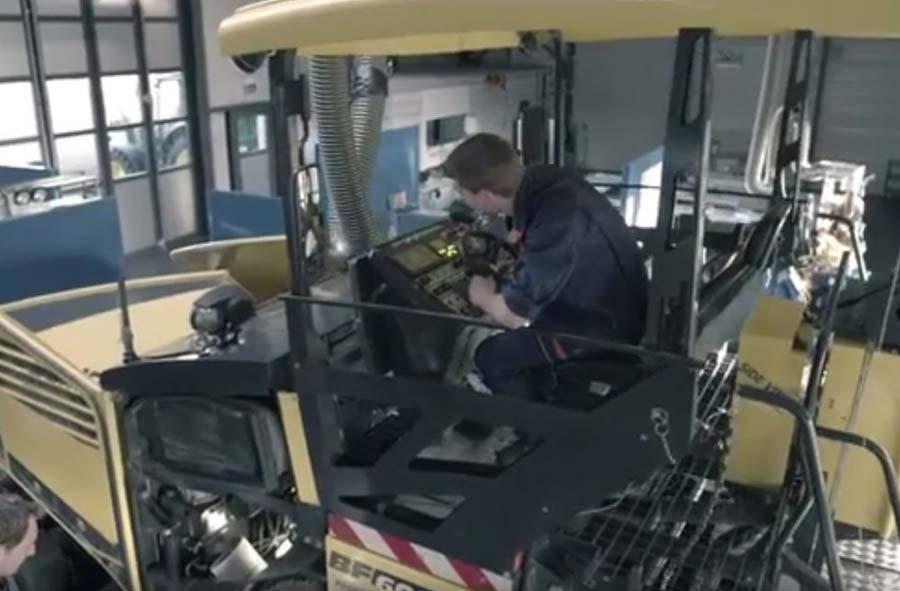 Mécanicien / Mécanicienne en machines de chantier CFC