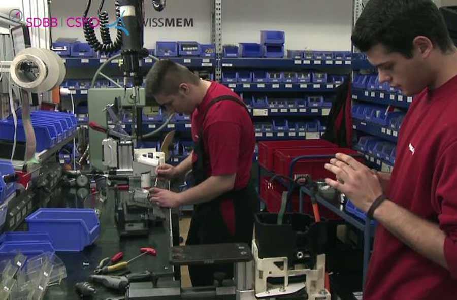 Mechanikpraktiker/in EBA – Kurzfilm
