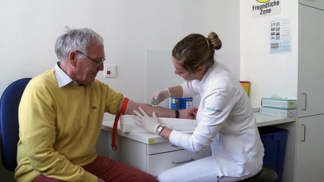Assistant médical / Assistante médicale CFC - Film avec portrait d'un professionnel