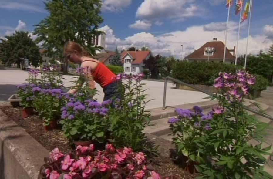 Gärtner/in EFZ (Zierpflanzen) – Film mit Porträt einer Lernenden