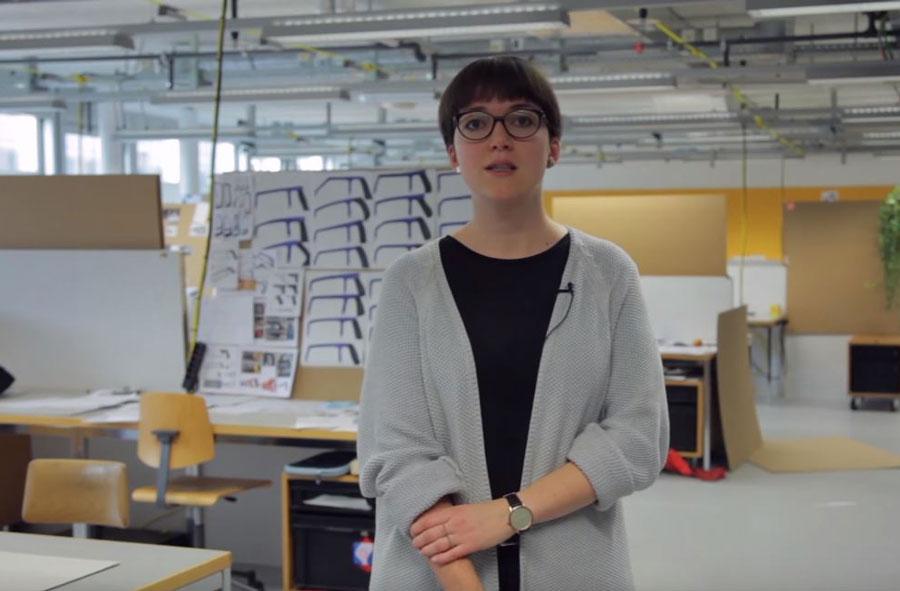 Produkt- und Industriedesign FH (Bachelor) – Interview mit einer Studierenden