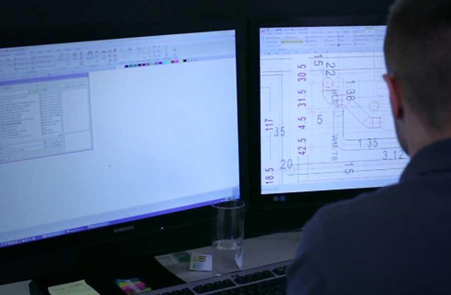 Gebäudetechnikplaner/in EFZ – Film mit Porträts von Lernenden