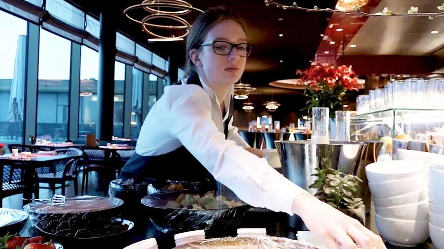 Hotel-Kommunikationsfachmann/-fachfrau EFZ – Kurzfilm