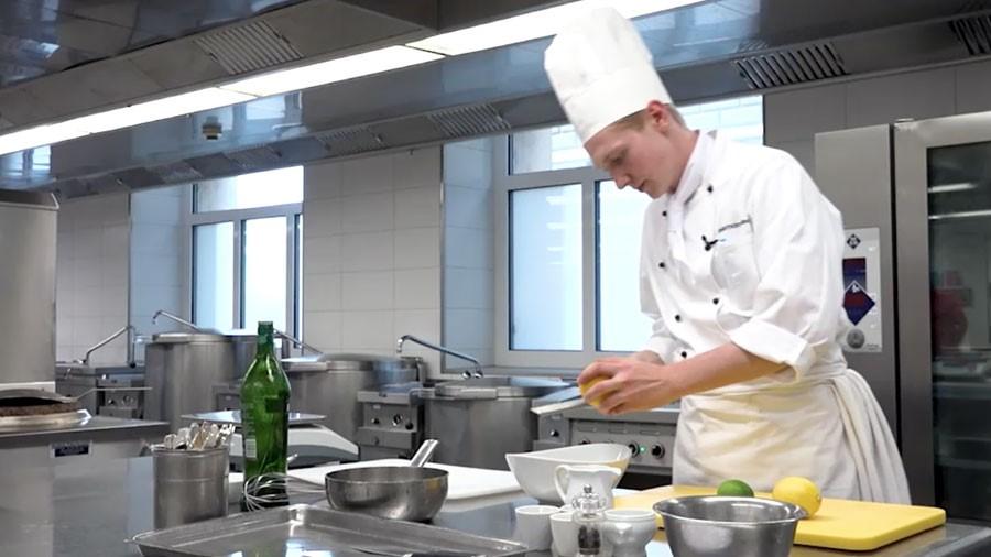 Koch/Köchin EFZ – Kurzfilm