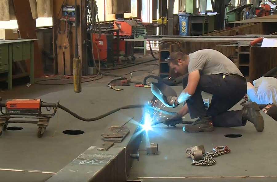 Constructeur / Constructrice d'appareils industriels CFC - Portraits