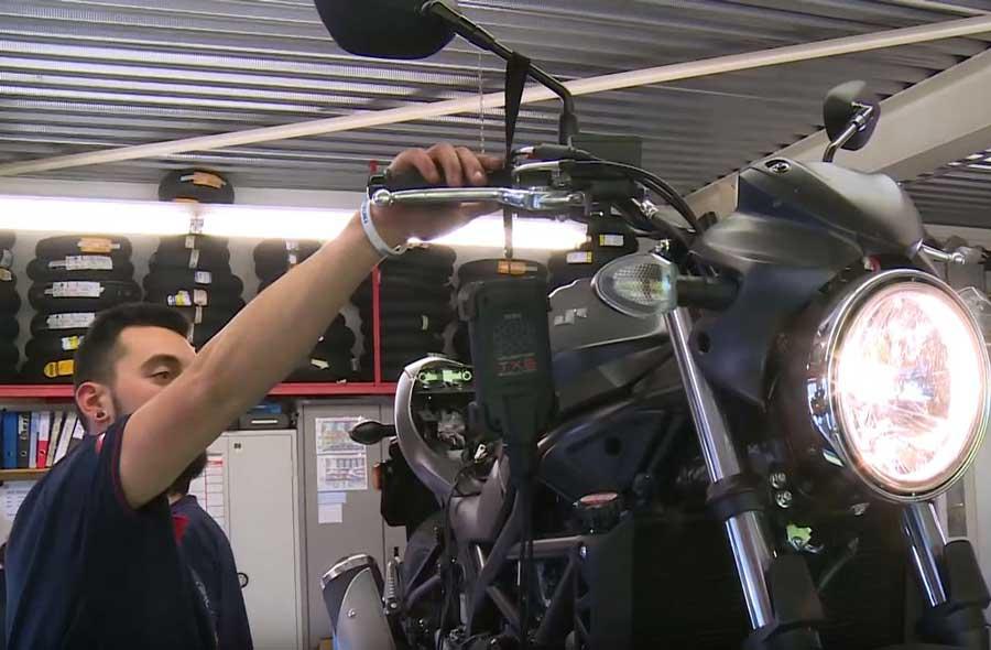 Motorradmechaniker/in EFZ