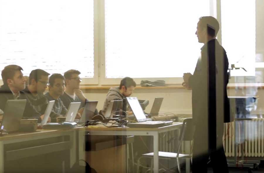 Wirtschaftsingenieurwesen FH (Bachelor) – Film mit Porträts