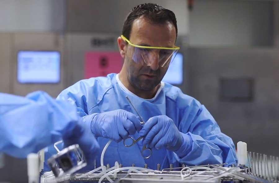 Medizinproduktetechnologe/-login EFZ – Berufsfilm