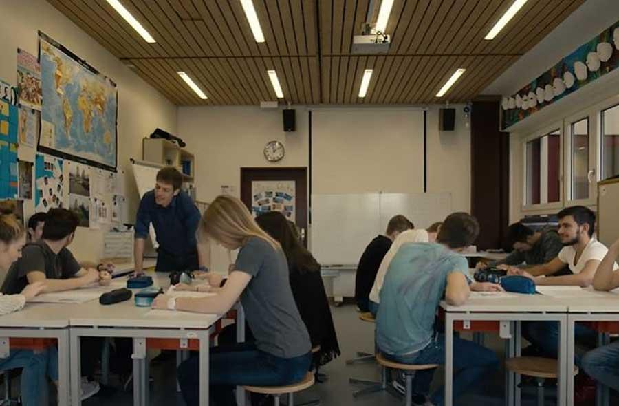 Lehrer/in Sekundarstufe I PH/FH/U - Film mit Porträts von Berufstätigen