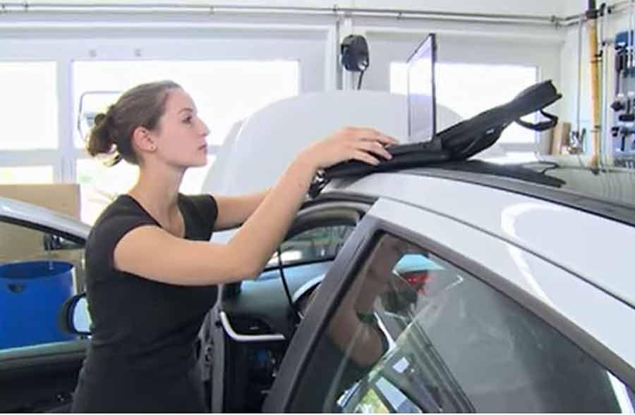 Automobil-Mechatroniker/in EFZ – FIlm mit einer Lernenden