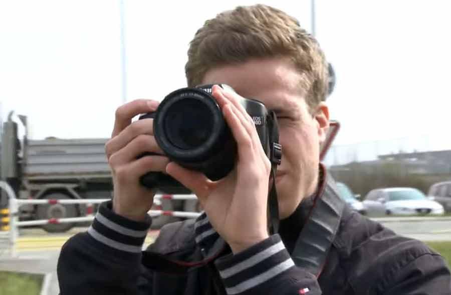 Mediamatiker/in EFZ – Film mit einem Lernenden