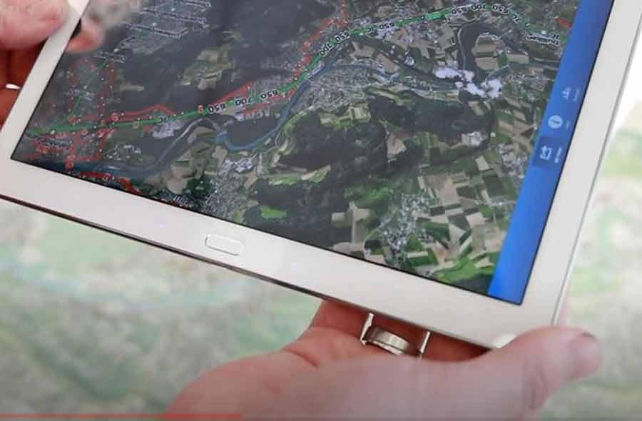 Geomatik FH – Film mit Testimonials