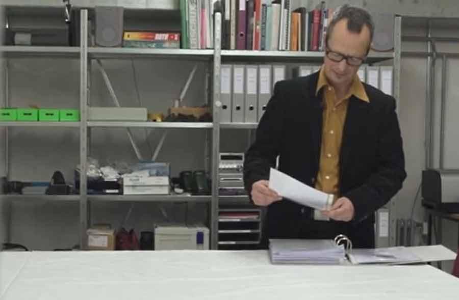 Kunsthistoriker/in (U) - Porträt eines Berufstätigen