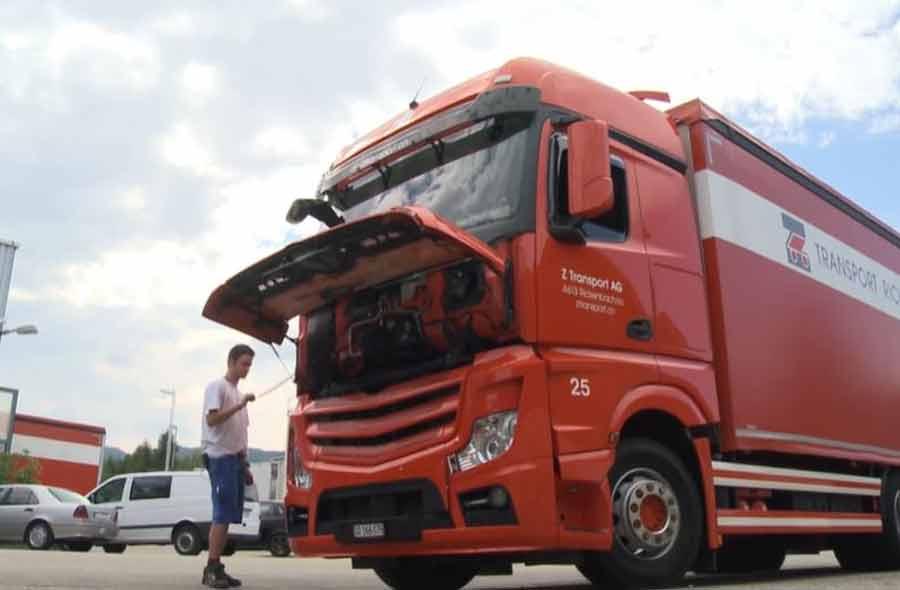 Strassentransportfachmann/-frau EFZ – Film mit Lernenden