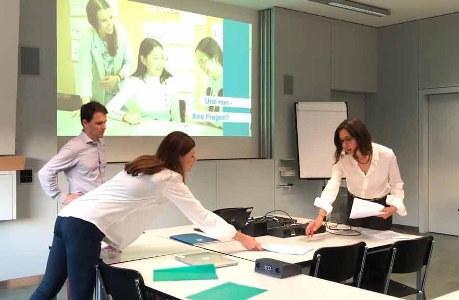 Angewandte Sprachen FH (Bachelor) – Studiengang Sprachliche Integration