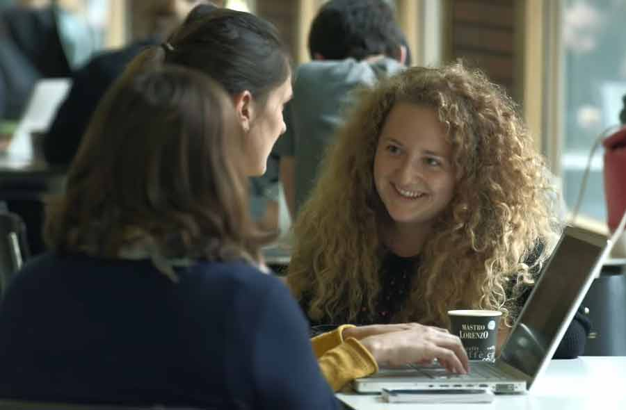 Angewandte Sprachen FH (Bachelor) – Film mit Studierenden