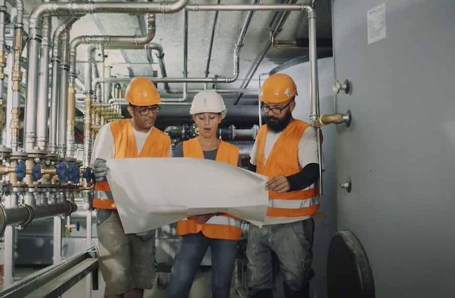 Projeteur / Projeteuse en technique du bâtiment chauffage/ventilation/sanitaire CFC