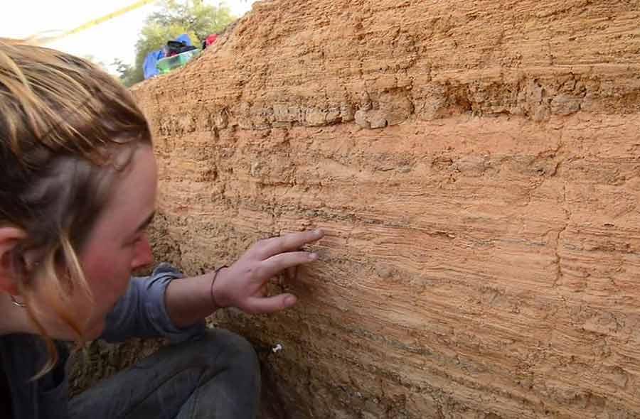 Archéologie préhistorique (Master)